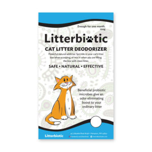 natural litter deodorizer for pets