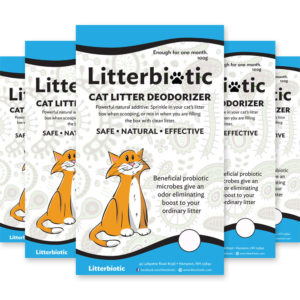 best natural litter deodorizer for pets