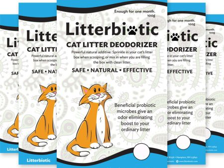 best natural litter deodorizer for pets